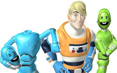 Palomies keksi 3D-pelin valistukseen