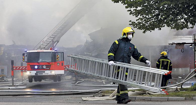 Suomalaiset luottavat edelleen vahvasti pelastustoimeen