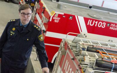 Pelastuslaitos esittää Itä-Uudellamaalla: Tarvitsemme viisi uutta palomiehen virkaa
