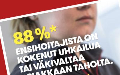 Nollatoleranssi uhkailulle — Vantaa puolustaa työntekijöitään väkivaltaa vastaan