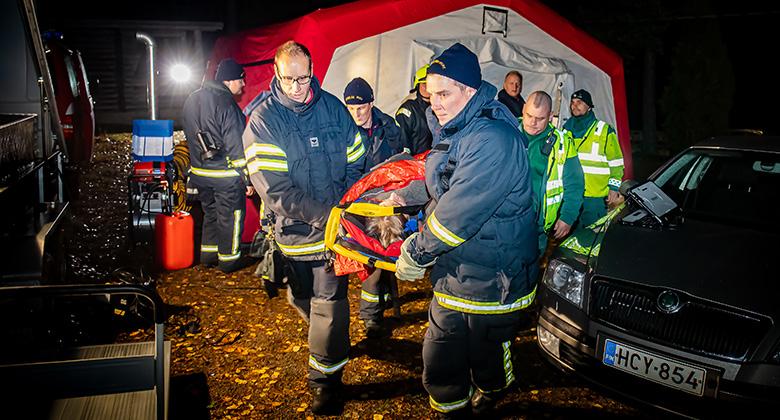 Päijät-Hämeen pelastuslaitos sai hyvän arvosanan työntekijöiltään