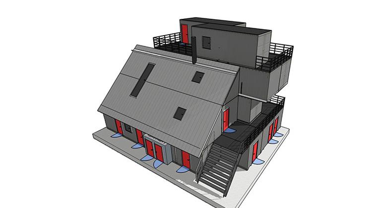 Simulaattori mahdollistaa palomiesten yhdenmukaisen harjoittelun