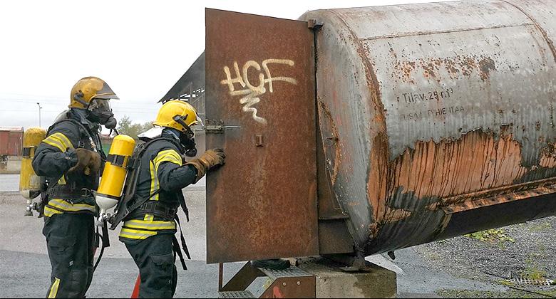 Pelastusopiston verkkoseminaareissa sukelletaan savuun