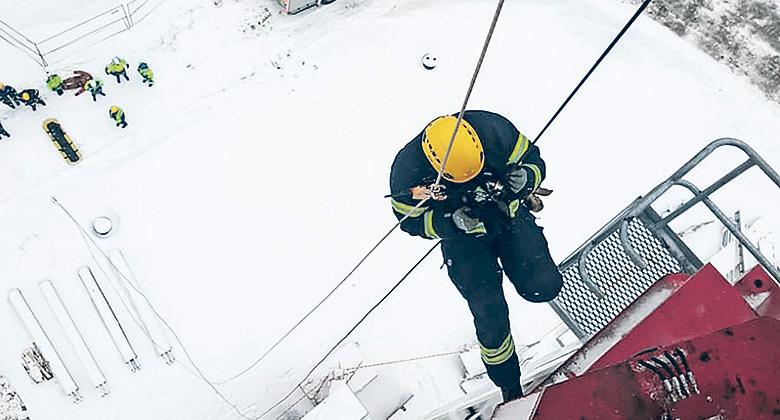 Palomiehiä tarvitaan lisää, kun varallaolosta luovutaan