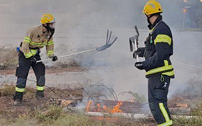 Metsäpalojen työturvallisuudessa edelleen parannettavaa